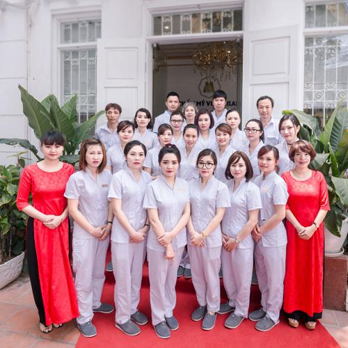 Đội ngũ bác sĩ uy tín