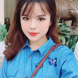 Hot girl Hà Đan